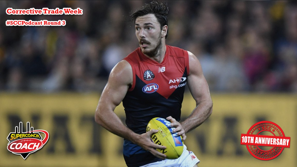 corrective trade week supercoach 2018 michael hibberd