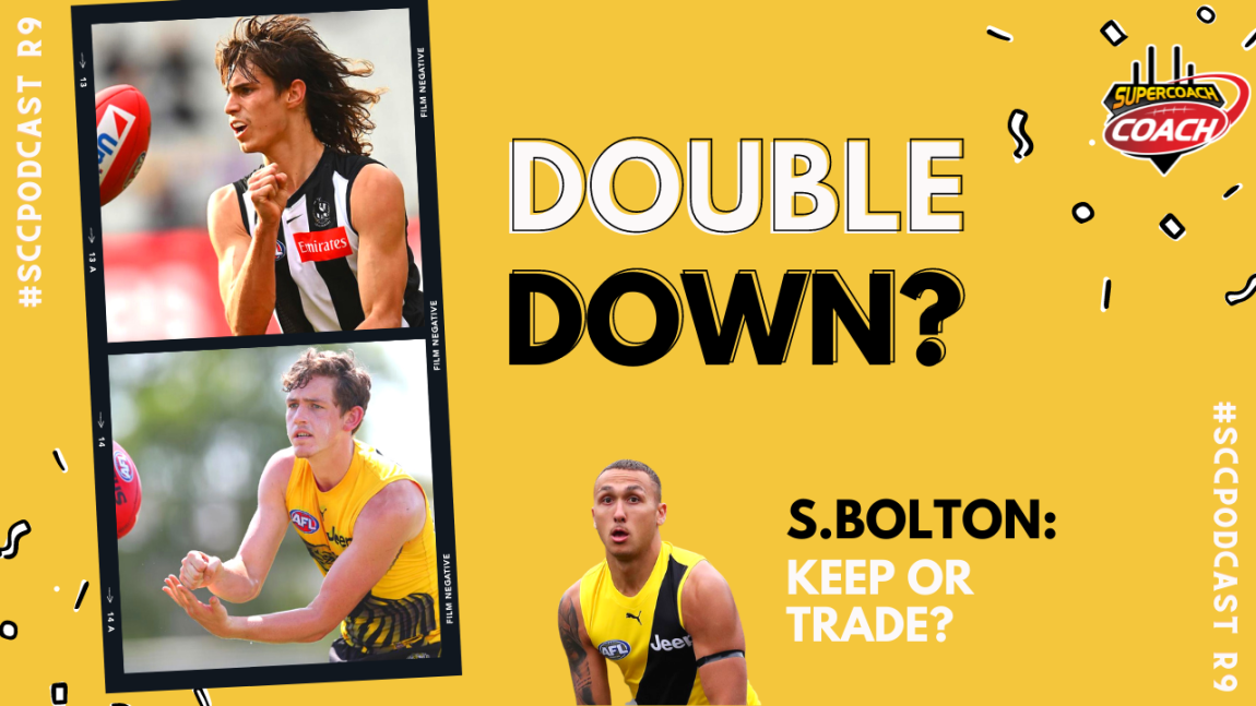Double-Down & What to Do With Bolton? #SCCPodcast R9 2021