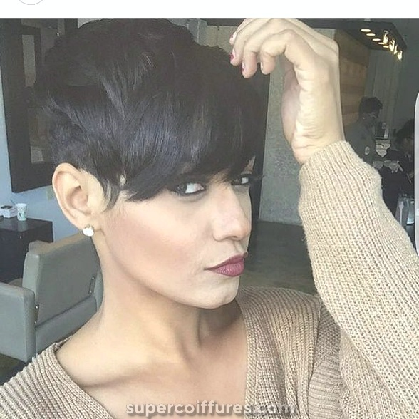 66 pixie cuts pour cheveux epais