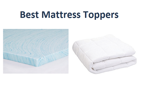 Top 10 Best Mattress Toppers In 2018 Complete Guide