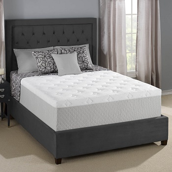 Serta Is A Brand That You May Have Stumbled Upon Several Times During Your Search For The Perfect Mattress 14 Inch Gel Memory Foam An