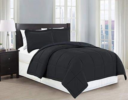 top 15 best black comforter sets in 2021