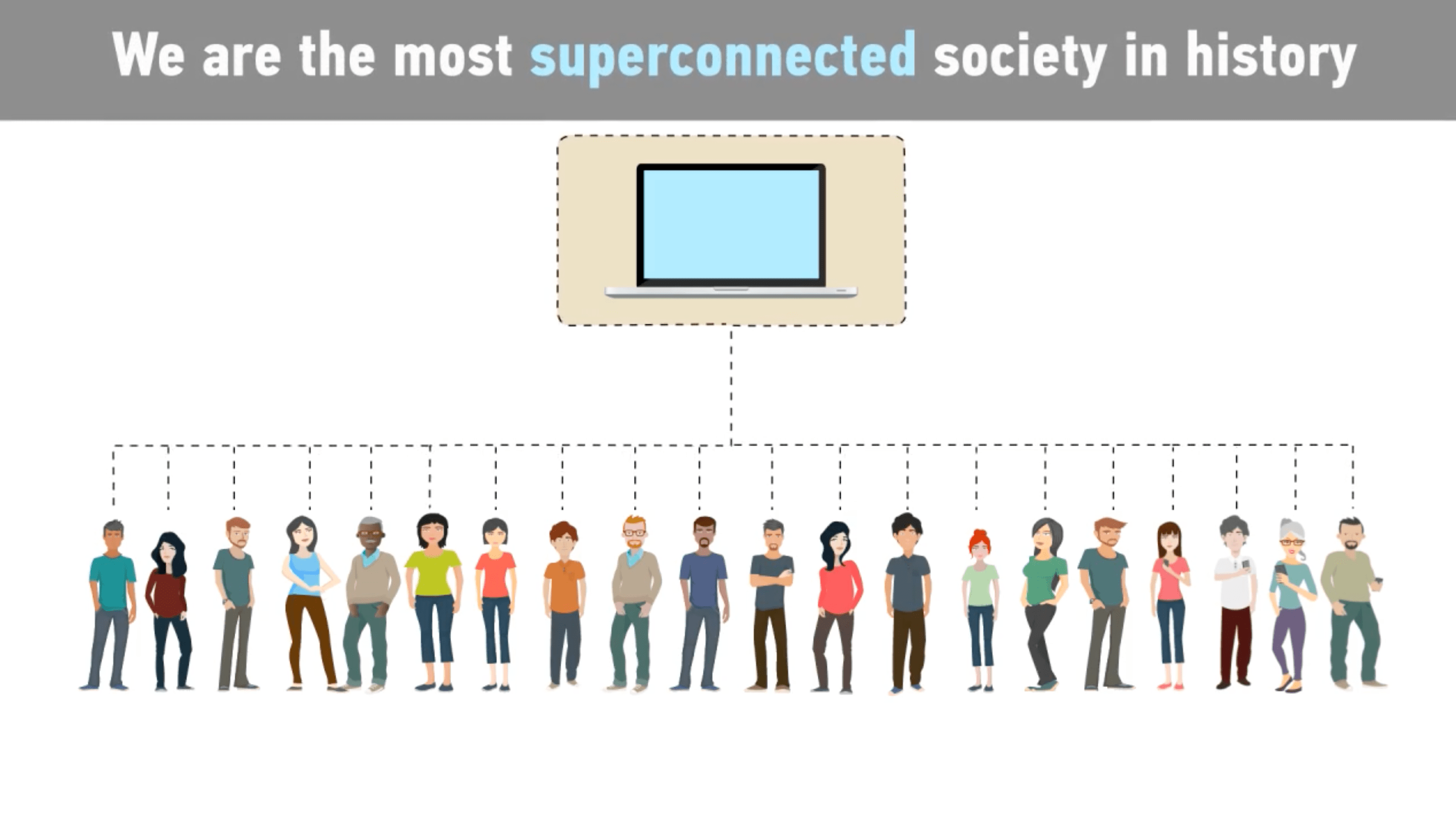 Superconnected YouTube Video