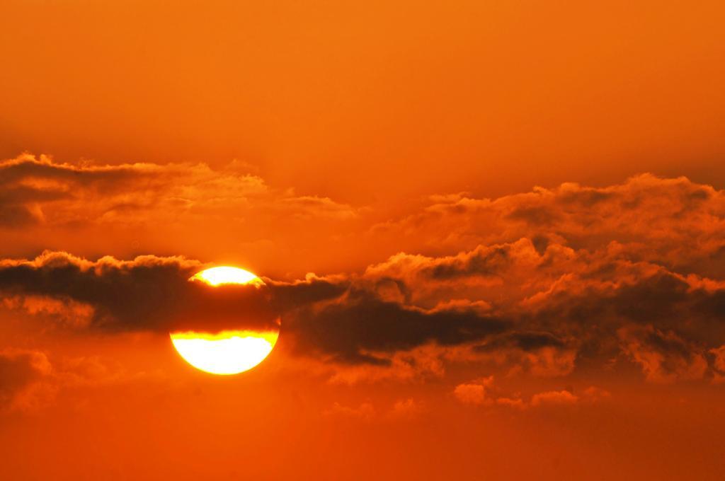 1,3 млн планет, соизмеримых с Землёй, могут поместиться на Солнце, звезде средних размеров. (Tambako The Jaguar)
