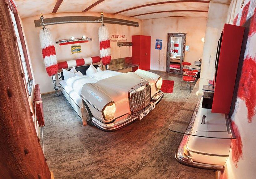 Отель V8, Штутгарт