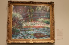amazing Impressionist section of the Art Institute of Chicago (August)