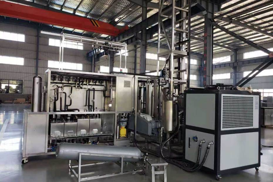 Fish oil supercritical CO2 extraction machine