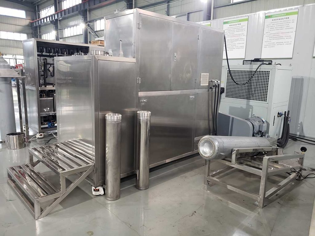 20L supercritical CO2 extraction system