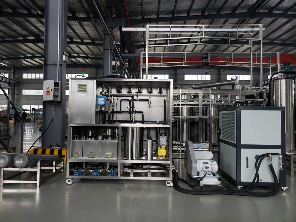 co2 essential oil extraction equipment