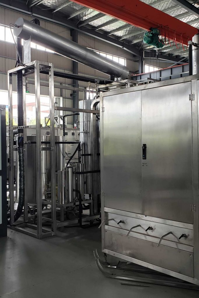 ginger oil supercritical CO2 extraction machine