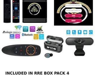 RRE Box Pack 4