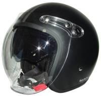 ヘルメットを新調した。スモールジョン ジェット インナーシールド付 SJ-531