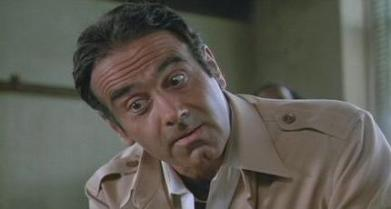 Dan Hedaya plays Arius, the evil South-American dictator.
