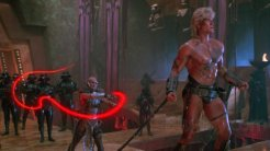 Laser Whips, Robot Fascists, and Leather Undies. Don't ya just love galaxies far far away?