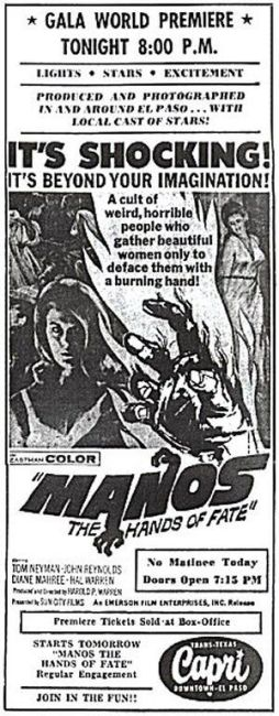 Is anyone else sorta disappointed that people don't make movie adverts like this anymore?