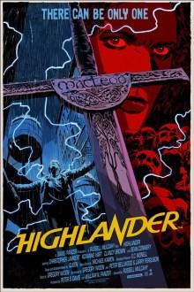 Supercult Highlander