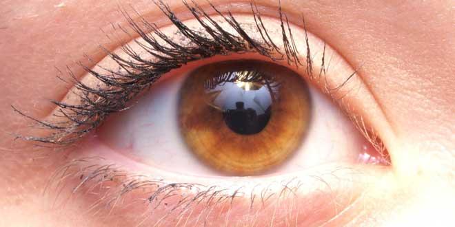 âmbar olhos