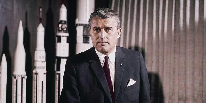 Dr. von Braun, 1964