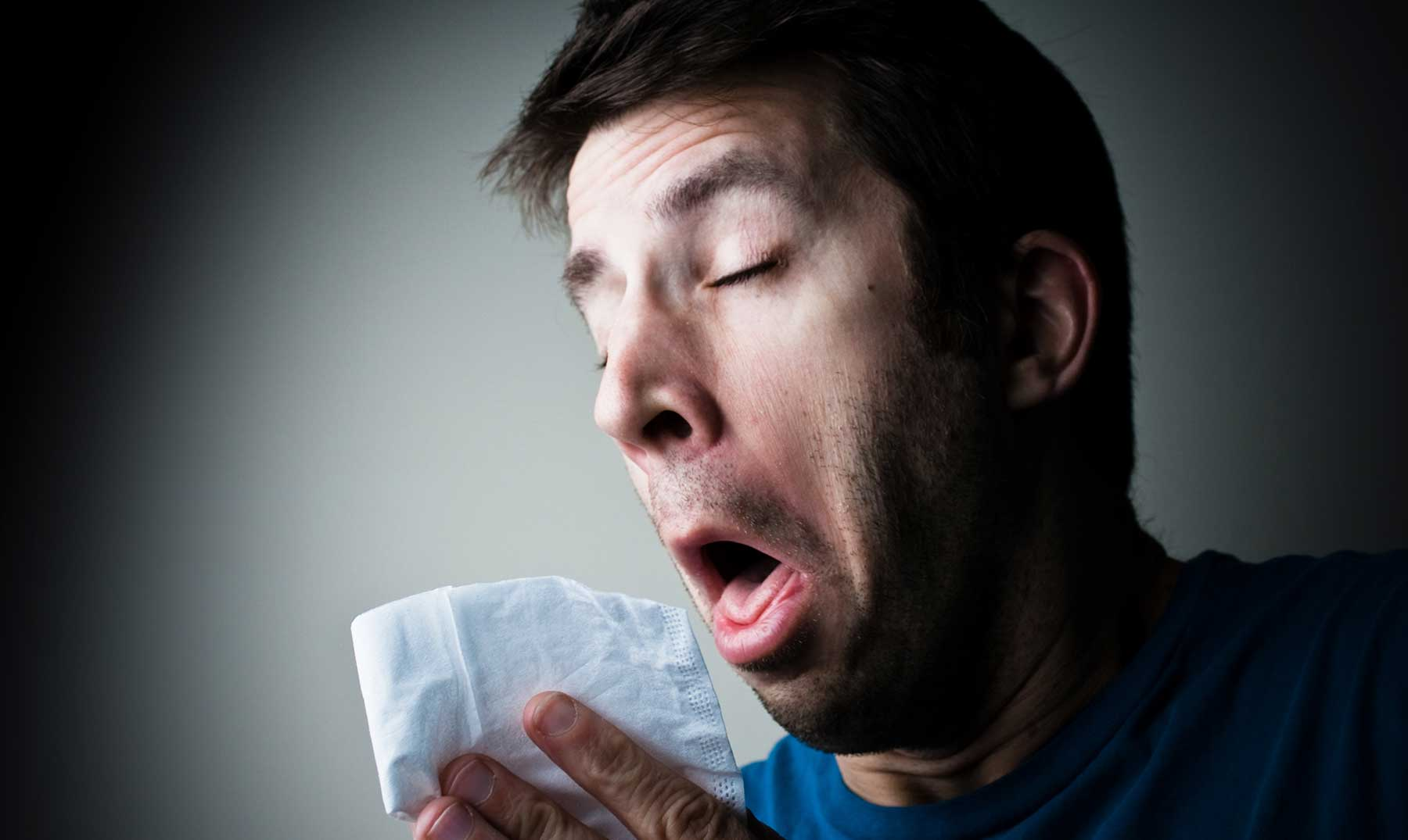 Top 10 Strangest Factos You Want to Know: Speed of a sneeze