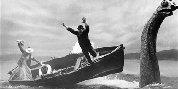 ¡Hallan un monstruo del lago Ness! Aunque no el que esperábamos