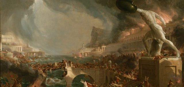La caída de Roma. ¿Qué puede estudiar de ella nuestra sociedad?