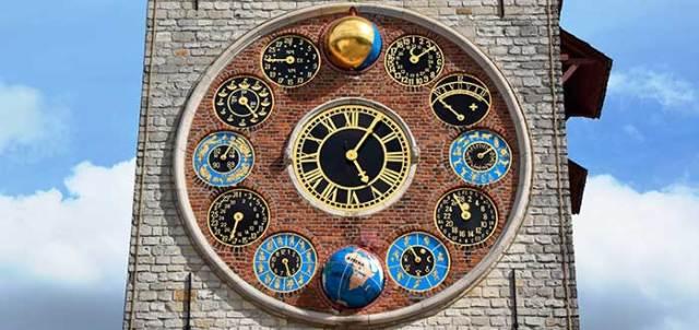 Relojes curiosos 2