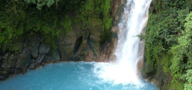 Curiosidades da cachoeira da Costa Rica