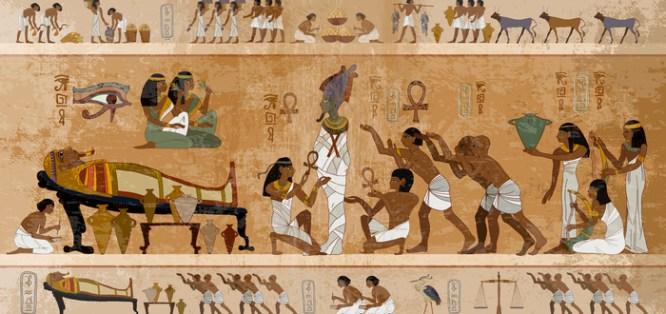 Rituais egípcios
