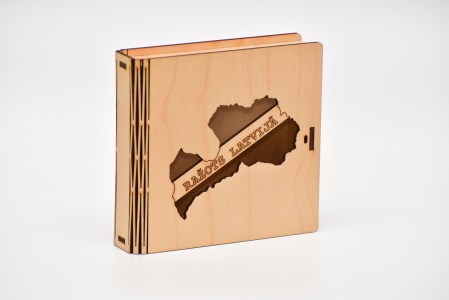 Blašķu kastīte (ražots latvijā)