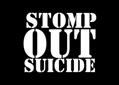 Stomp Out Suicide 5K