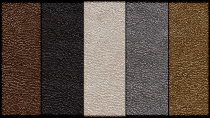 5 Free Tileable Leather Patterns