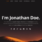 25 Professional HTML & CSS Resume Templates for Free Download (and Premium)
