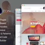 18 Best Bitcoin & Cryptocurrency Website Templates & Themes