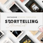 20 Best Instagram Templates for Download - Free & Premium