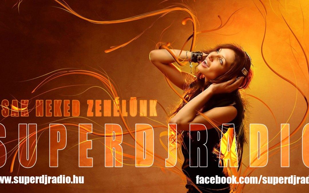 SuperDj Rádió a webrádió webrádió