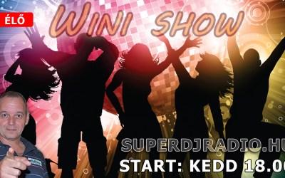 Dj Winy Superdj A Webrádió - Online Rádió - 80's évektől napjainkig csak zene