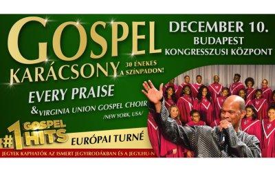 Gospel Karácsony