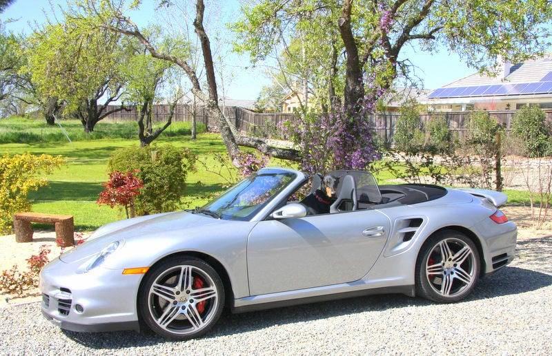Porsche Turbo sacramento
