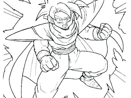 8 Desenhos De Dragon Ball Para Imprimir E Colorir Super Dragon Ball