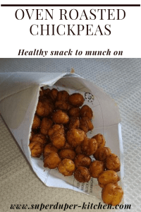 Oven roasted chickpeas_pin