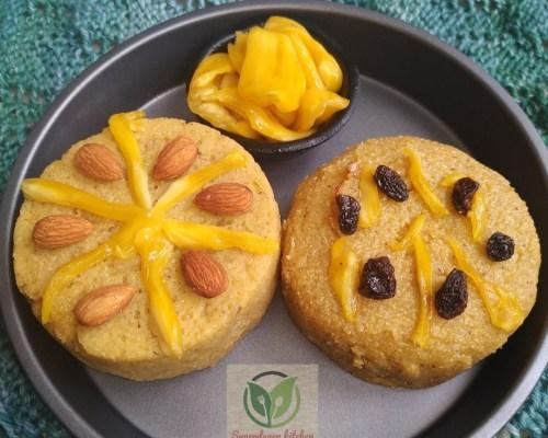Pansache Dhonas- Goan Jackfruit Cake