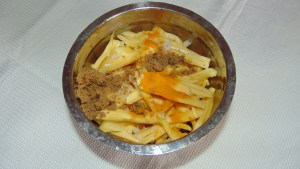 Jackfruit / Chakka Puzhukku_before cooking