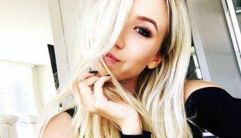 Kristen Hancher Responds To Plastic Surgery Accusations