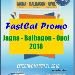 FastCat Promo Jagna to Balbagon to Opol