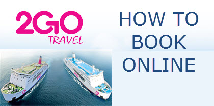 2Go Travel Superferry Online Booking Step by Step Guide