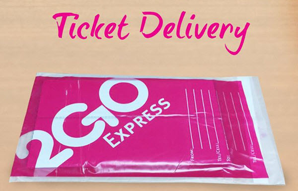 2Go Superferry Ticket Delivery - Book and Deliver