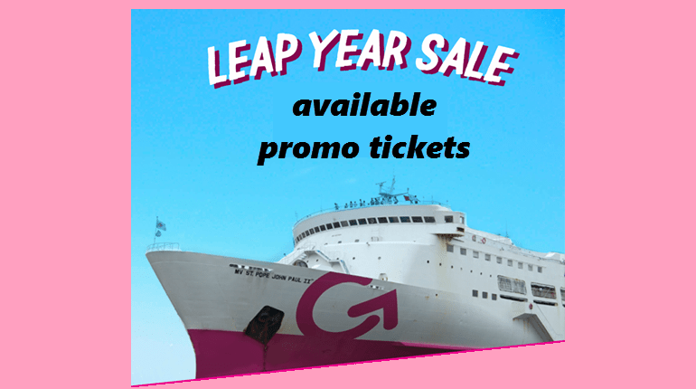 2Go Promo for Leap Year Sale