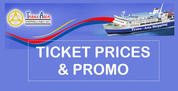 Trans Asia Promo Fare 2016 and Ticket Prices