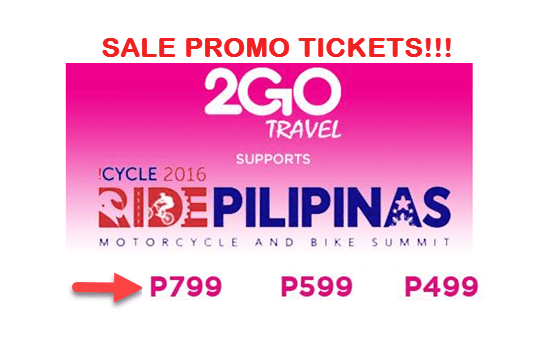 2Go Travel Promos 2017
