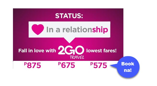 2Go promos February March June July